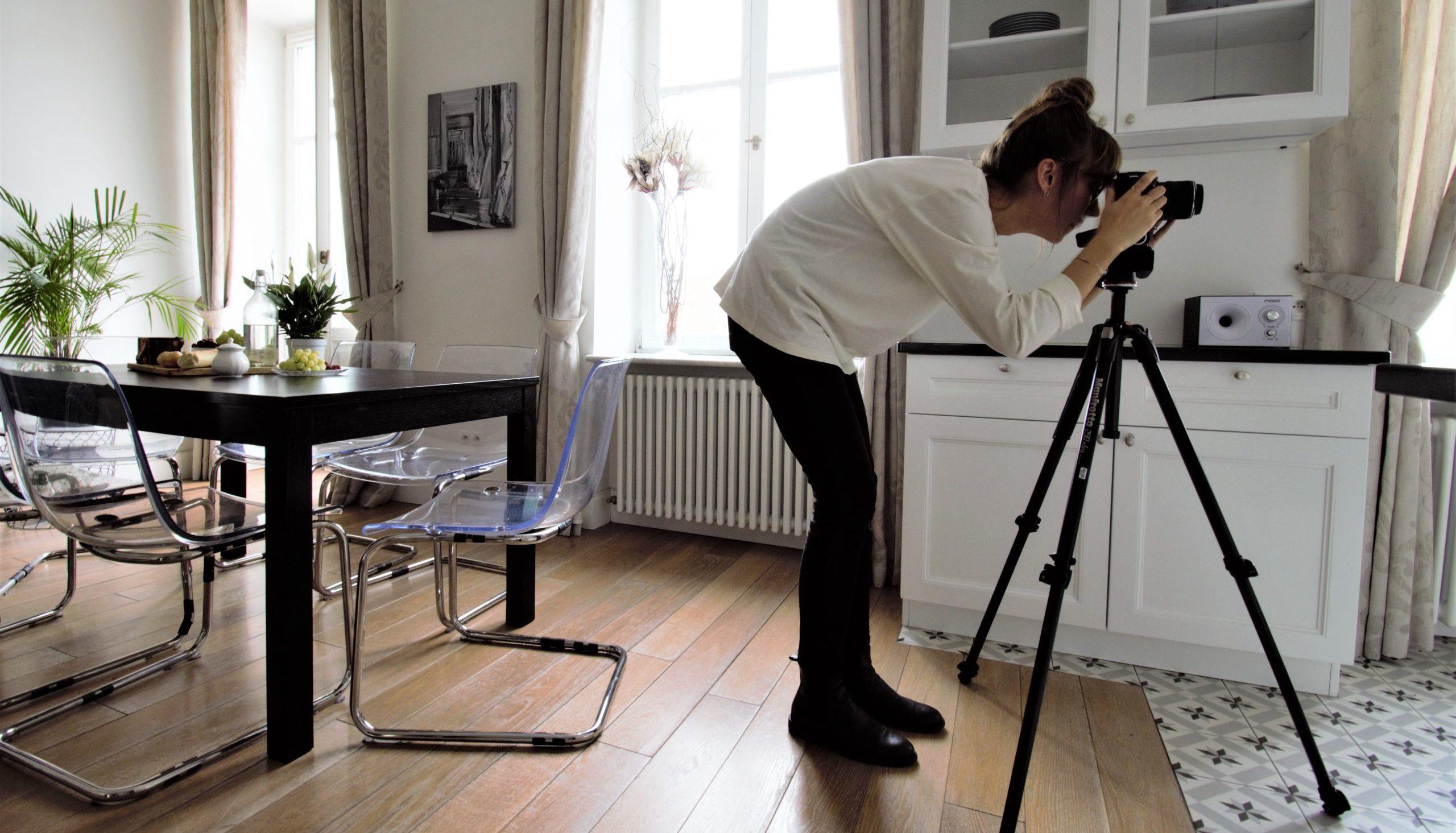 home staging sesja zdjęciowa